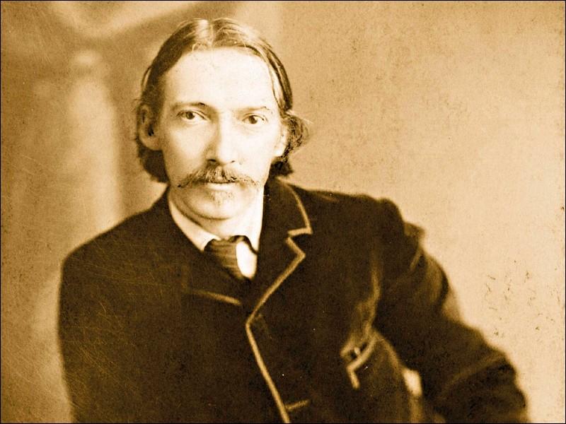 Je suis un roman de Robert Louis Stevenson. Qui ment ?