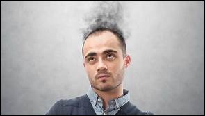 Quelle proportion des cas d'absentéisme en Europe correspond à des victimes de stress chronique ?