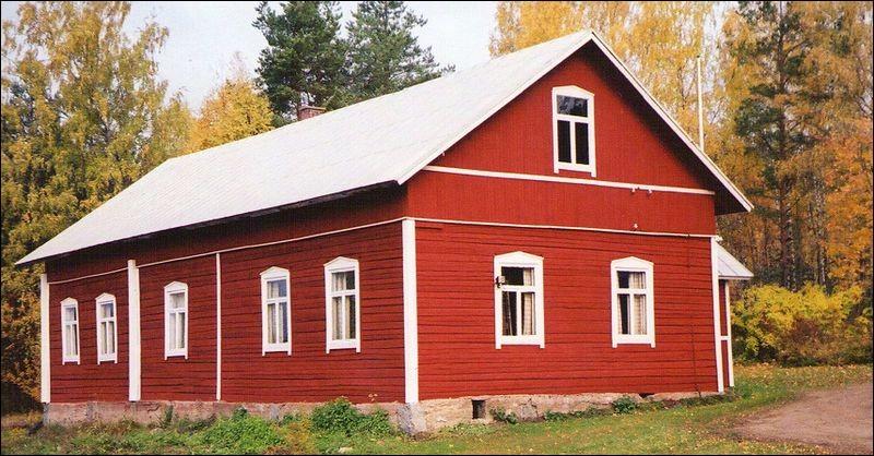 Cette teinte rouge-brique est tirée des scories d'une mine de cuivre suédoise. Comment décline-t-on ce rouge ?