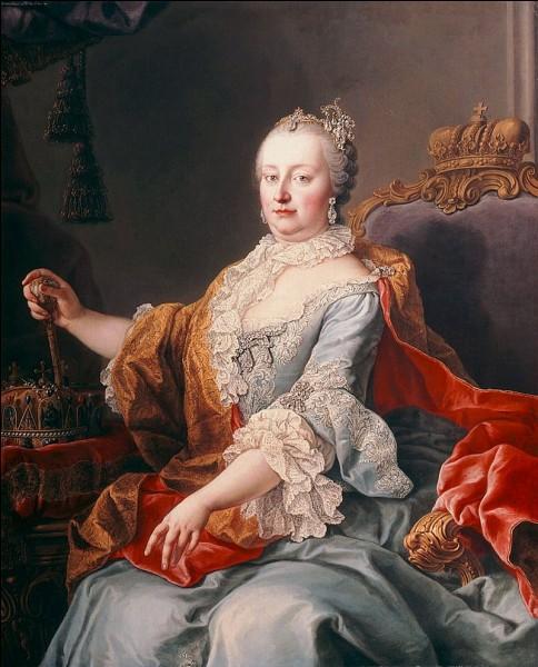 Où Marie-Thérèse, fille de Louis XVI, fut-elle envoyée en exil en 1795 ?