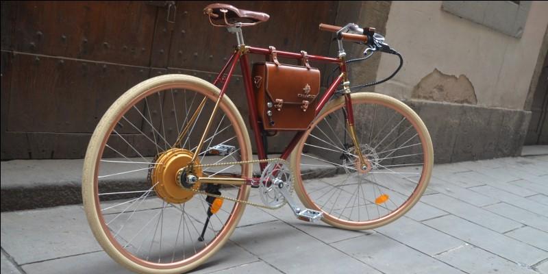Qui est l'inventeur de la draisienne, l'ancêtre de la bicyclette ?