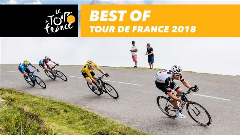 En quelle année a eu lieu le premier Tour de France ?