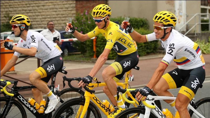 Quel est le dernier coureur cycliste français à avoir remporté cinq fois le Tour de France ?