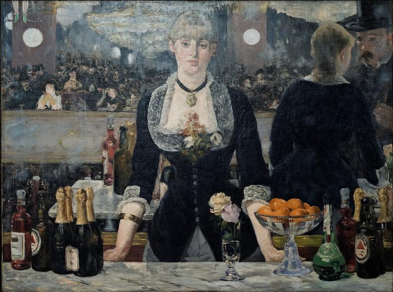 À quel artiste faut-il attribuer cette huile sur toile ?