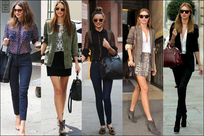 Quelle tenue préfères-tu porter ?