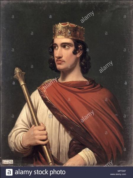 Sous la régence de qui Lothaire vit-il le début de son règne, de 954 à 961, lui qui n'avait que 13 ans lors de son accession au pouvoir ?