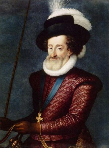 Dans quelle ville Henri IV a-t-il été assassiné le 14 mai 1610 ?