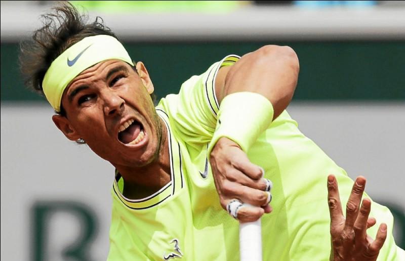 Rafael Nadal a remporté Roland-Garros pour la 1re fois en 2005. En quelle année a-t-il participé au tournoi pour la 1re fois ?