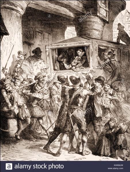 Dans l'histoire de France, être roi et s'appeler Henri s'avéra être une mauvaise idée, pourquoi ?