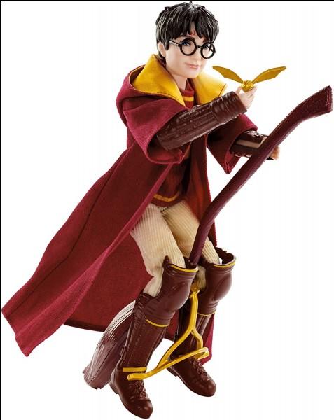 Le balai d'Harry Potter, le fameux Nimbus 2000, a été retiré de la vente par la marque Mattel, il y bien sûr une raison à cela !