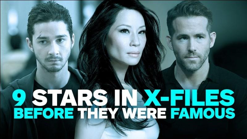 """""""X-Files"""" est une adaptation cinématographique d'une série télévisée."""