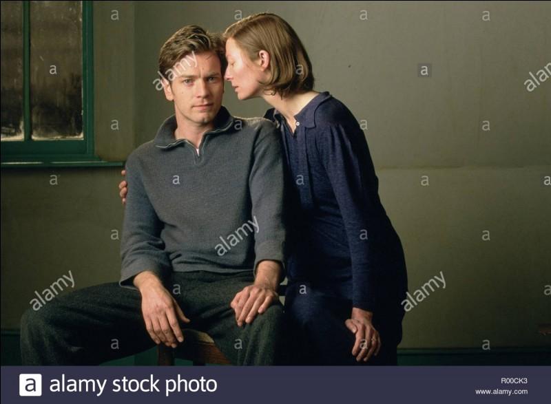 """""""Young Adam"""" est un long-métrage interprété par Ewan McGregor."""