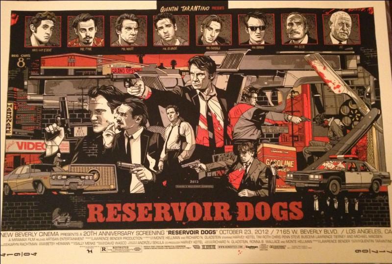"""""""Reservoir Dogs"""" est un long-métrage réalisé par Quentin Tarantino."""