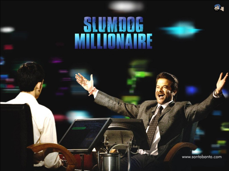 """""""Slumdog Millionaire"""" est un long-métrage réalisé par Danny Boyle."""