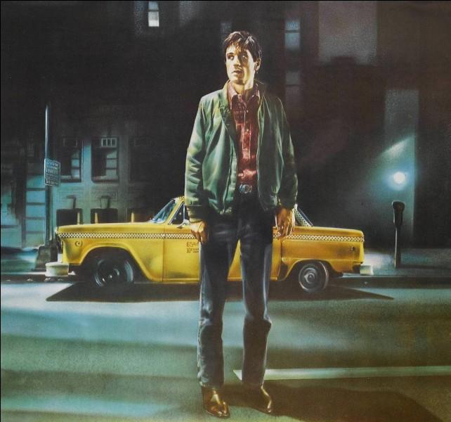 """""""Taxi Driver"""" est un film dans lequel joue Harvey Keitel."""