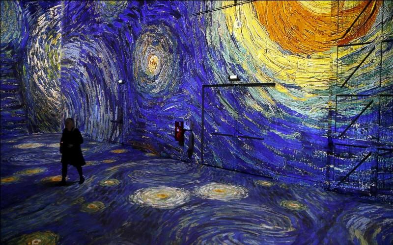 """""""Van Gogh"""" est un film réalisé par Bertrand Tavernier."""