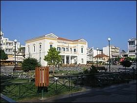 Dans la ville de Sparte, de qui était composée l'assemblée de la ville ?