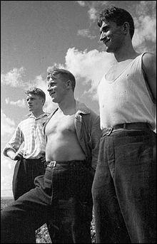 """Selon la propagande soviétique comment s'appelle """"l'Homme Nouveau"""" représentant l'idéal communiste ?"""