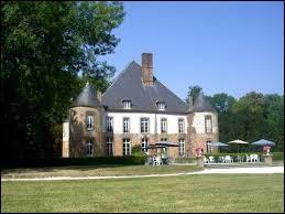 Je vous propose de partir dans l'Aube, à la découverte du château de Pouy-sur-Vannes. Nous sommes en région ...