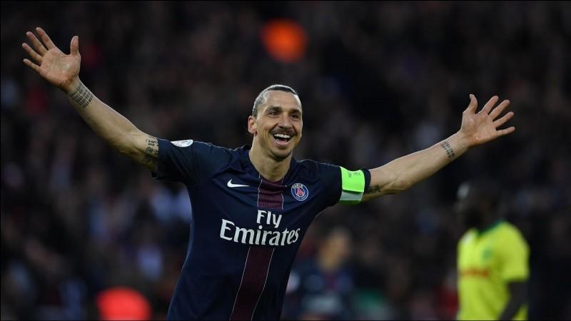 À la saison 2014-2015, Zlatan Ibrahimovic a été le meilleur buteur du PSG en L1. Combien de buts a-t-il mis en 24 matchs ?