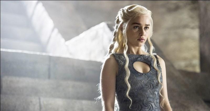 Comment la Baie des Serfs a été renommée par Daenerys ?