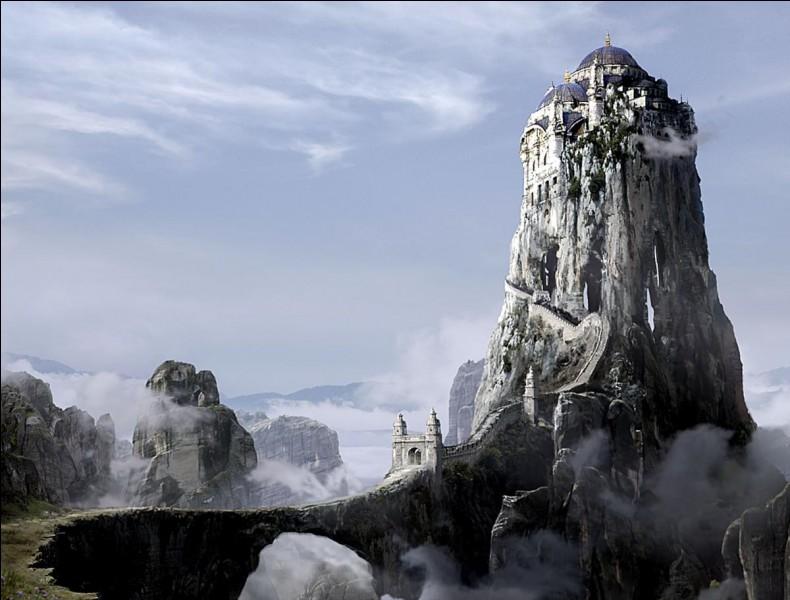 En continuant notre chemin, nous arrivons au Val d'Arryn. Le nord-est possède une particularité qui lui a valu son nom. Lequel ?