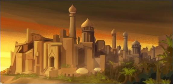 Quelle est la capitale de Dorne ?