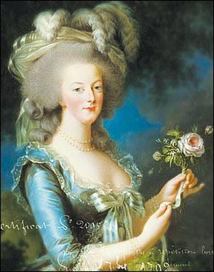 Octobre 1793 : Après l'arrestation de la famille royale à Varennes-en-Argonne, Marie-Antoinette fut touchée par un étrange phénomène auquel on a donné son prénom en l'appelant ''syndrome de Marie-Antoinette''. En quoi consiste-t-il ?