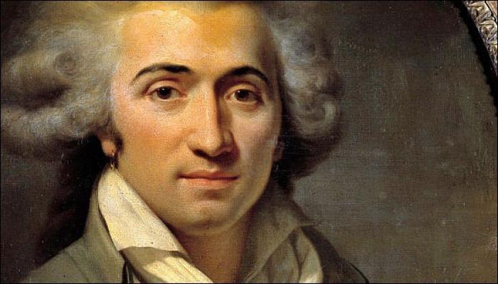 Avril 1794 : Quel guillotiné a écrit ''Il pleut, il pleut bergère'' ?