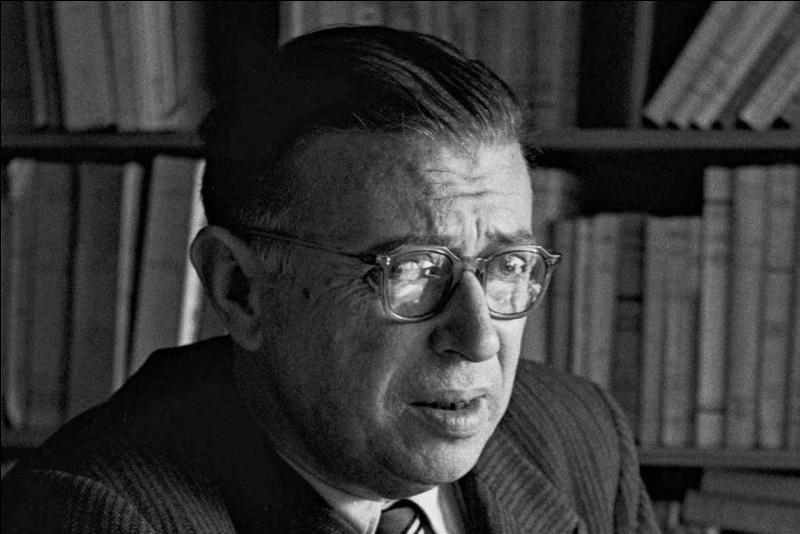 De quel siècle est Jean-Paul Sartre ?