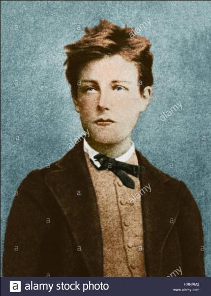 """À quel âge Arthur Rimbaud a-t-il écrit le poème """"Le Bateau ivre"""", qui a été publié en 1871 ?"""