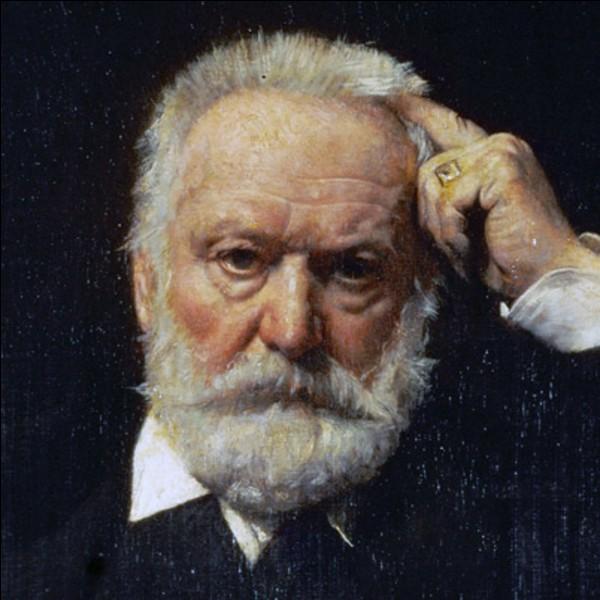 """Complétez ce vers présent dans """"La Légende des siècles"""" de Victor Hugo : """"Vous m'êtes apparu dans cet homme…"""" ?"""