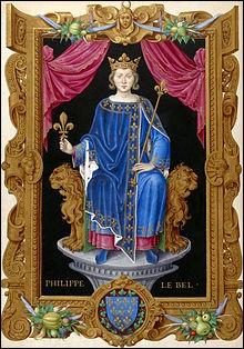 Pourquoi le roi Philippe IV le Bel a-t-il voulu mettre fin à l'Ordre du Temple ?