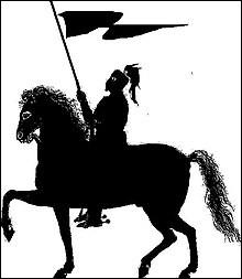 """Qu'était un """"Chevalier noir"""" à cette époque ?"""