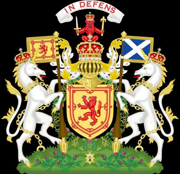 Dans l'Écosse médiévale, comment appelait-on la fonction qu'occupaient certains hommes lorsque le roi était absent ?