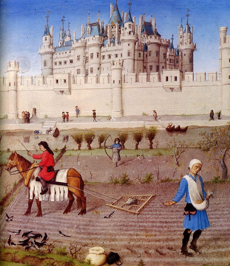 Teste tes connaissances sur le Moyen Âge