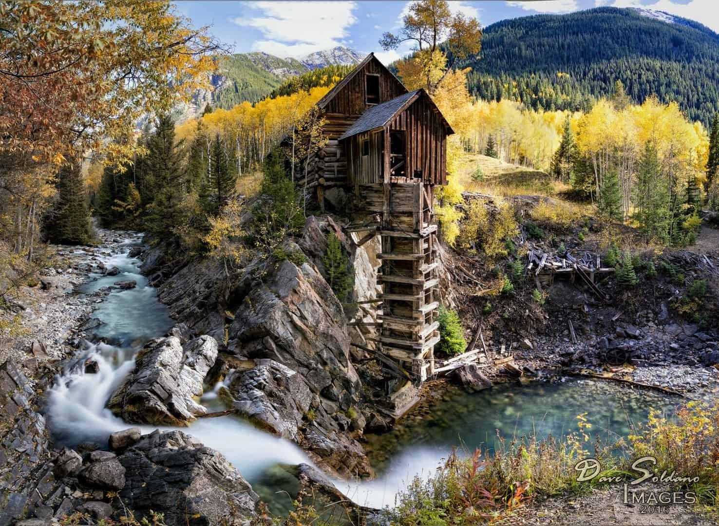 Les maisons les plus isolées du monde