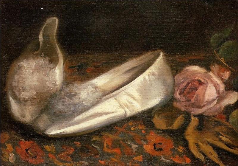 """Qui a peint """"Chaussures blanches"""" ?"""