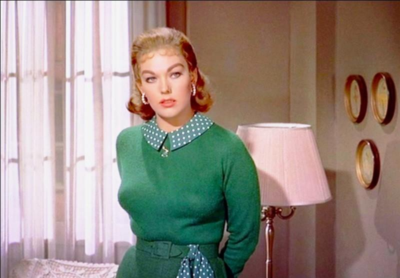 """Cette actrice américaine a été """"Madeleine"""" dans """"Vertigo"""" : elle se prénomme ..."""