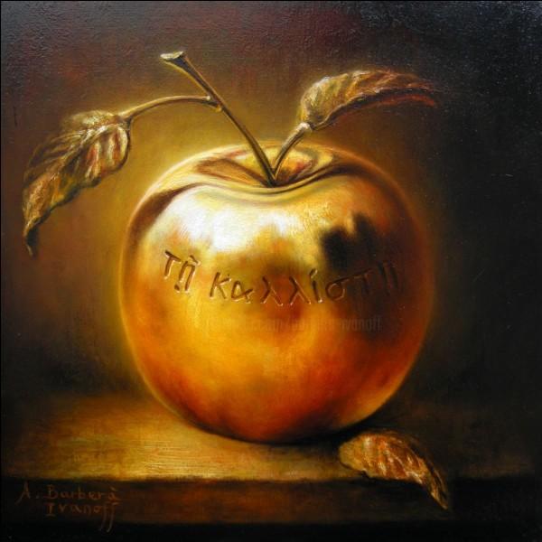 Les pommes d'or des Hespérides étaient sous la garde d'un terrible dragon. Quel est son nom ?
