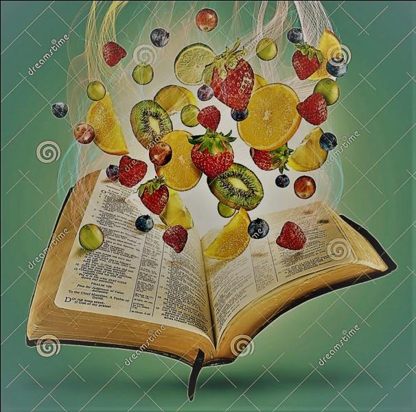 Quel est le fruit le plus cité dans la Bible ?