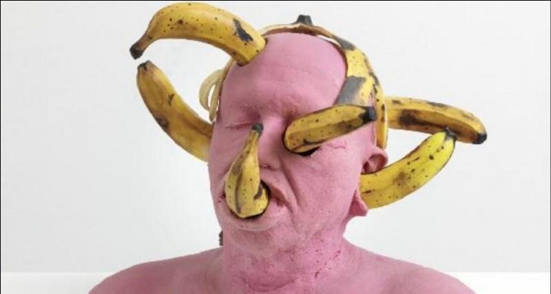 Quelle culture fait de la banane la métaphore du paradis perdu et symbole de vanité des biens ?