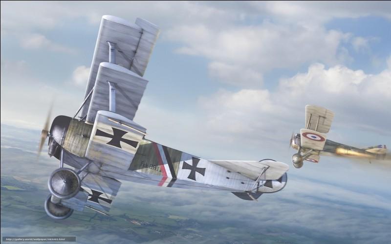 Les dates de la Première Guerre mondiale sont 1915-1918.