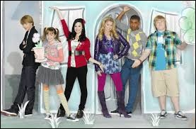 """Sonny With A Chance"" est une série Disney Channel."