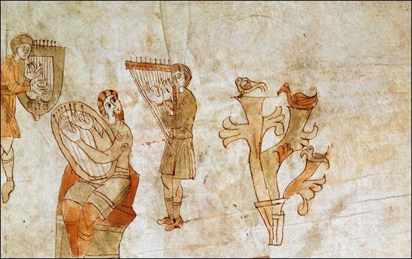 Près d'un millénaire plus tard, un philosophe contemporain de Clovis met un peut d'ordre dans le PAM (le paysage audiovisuel moyenâgeux). Qui et comment ?