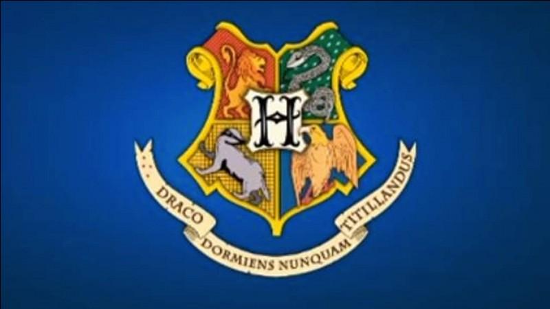 Dans quelles maisons sont les enfants Potter ?