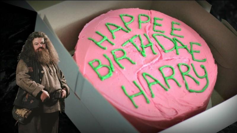 Quand Harry est-il né ?