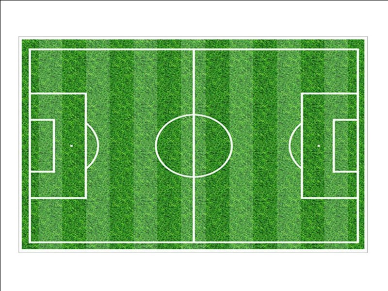Quelle est la longueur d'un terrain de football ?