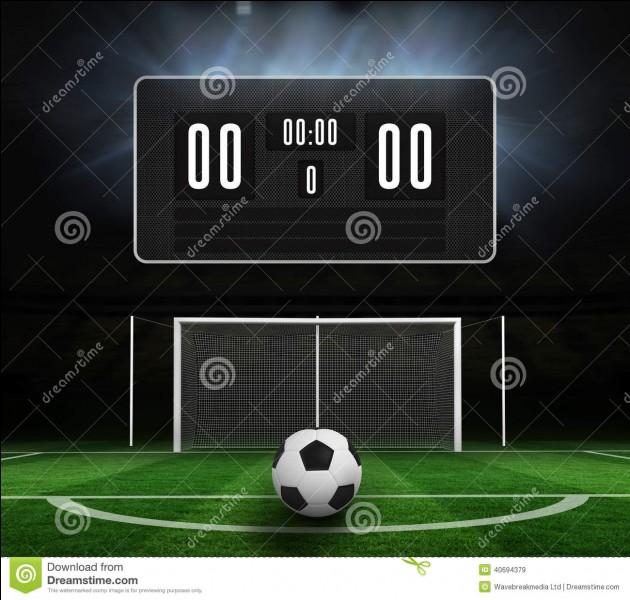 Quel est le plus gros score de l'histoire du football international ?