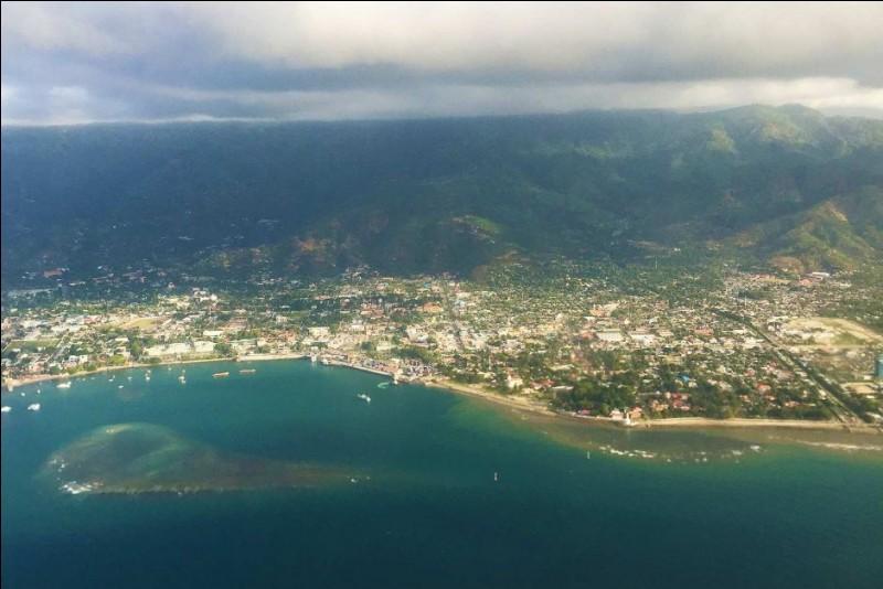 Ville d'Asie du Sud-est, capitale du Timor-oriental :